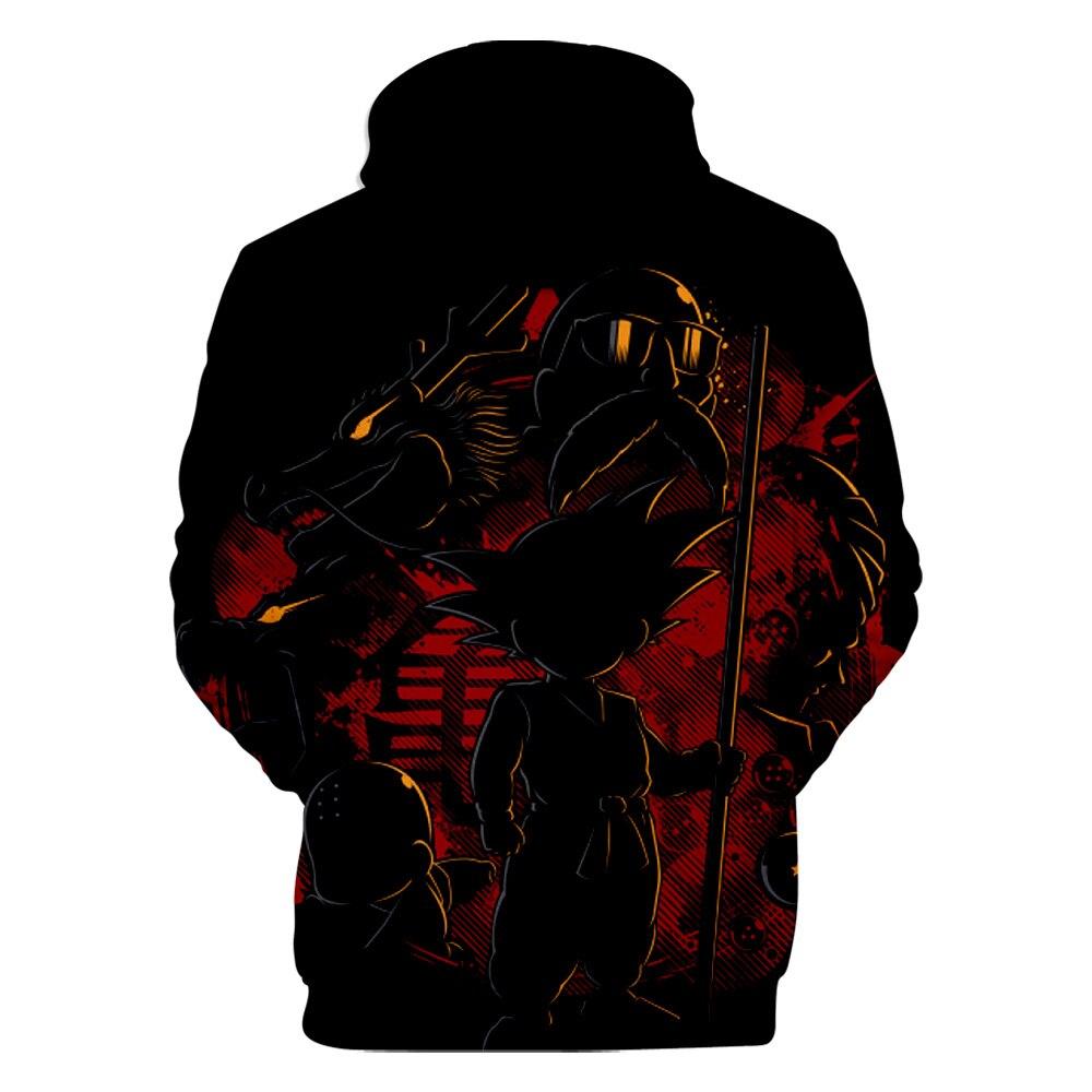 Dragonball Z Goku Streetwear Men/Women 19