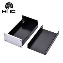 1Piece  Aluminum DAC Amplifier Enclosure Mini AMP 0905 Case Chassis Preamp Box PSU Headphone Amplifier Chassis