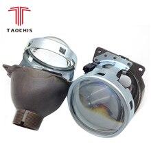 TAOCHIS For Auto Car Headlight 3.0 inch KOITO Q5 H4 Bi-xenon Projector Lens Retrofit Hid Xenon D2S D2H Bulbs Modify Optical lens