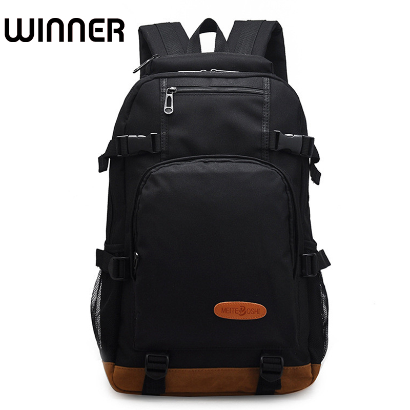 Waterproof Cool Backpack Men Preppy Style School Bag for Teenagers Boys High Middle School Student Schoolbag Large Capacity