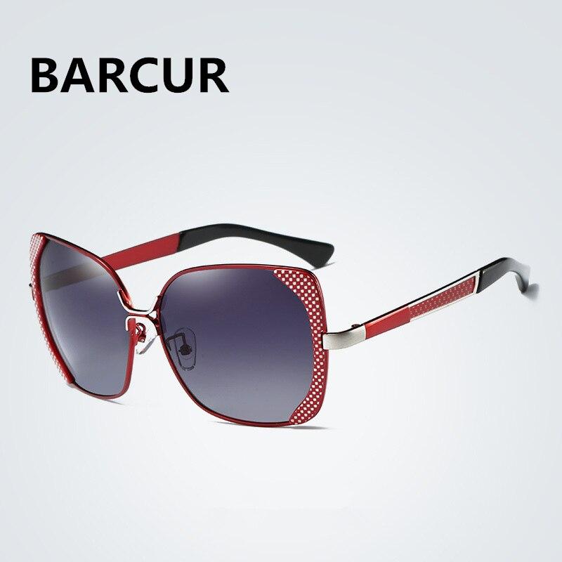 BARCUR 2017 Female Sunglasses Ws