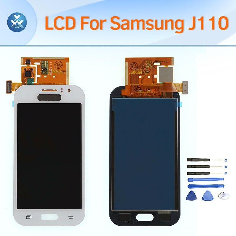 AAA Lcd Screen For Samsung Galaxy J1 Ace J110 Lcd Display