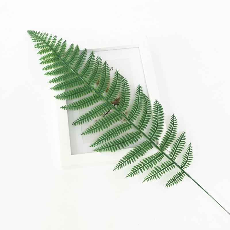JAROWN Artificial Plants Fern Leaf Nordic Minimalist Style Decor Flower For Wedding Home Flower Arrangement DIY Accessories (3)