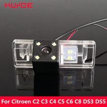 Klyde заднего вида Обратный Ночное видение Камера для Citroen C2 C3 C4 c5 c6 C8 DS3 DS5 Sega Elysee c -Elysee C-Quatre C-Triomphe