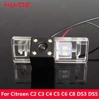 KLYDE caméra de Vision nocturne arrière de voiture pour citroën C2 C3 C4 C5 C6 C8 DS3 DS5 Sega Elysee c-elysee c-quatre c-triomphe
