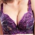 Mulheres Push Up Bra Vs conjuntos de roupa interior mulheres Push Up Bra uma peça perfeita Sexy Bras para as mulheres tamanho grande mulheres Super Push Up Bra