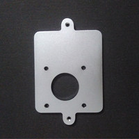 Ultimaker 2 Um2 Plus Extended Extruder Feeder Metal Mounting Plate Free Shipping