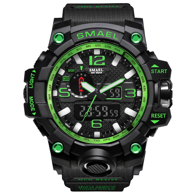 2018 Big Dial New Digital Watch Military Army Men Watch G Style S Shock Water Resistant Date Calendar LED Outdoor ports Watches 2018 Big Dial New Digital Watch Military Army Men Watch G Style S Shock Water Resistant Date Calendar LED Outdoor ports Watches