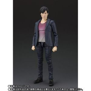 Image 3 - PrettyAngel Genuine BANDAI GEISTERN Exklusiven S. h. figuarts SHF Kamen Rider Ex Hilfe SHIN DAN KUROTO Action Figur