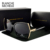 2016 Nueva Moda de Alta Calidad gafas de Sol Polarizadas Las Mujeres Diseñador de la Marca de Lentes de Gradiente de Conducción Gafas de Sol UV400 Caja Original