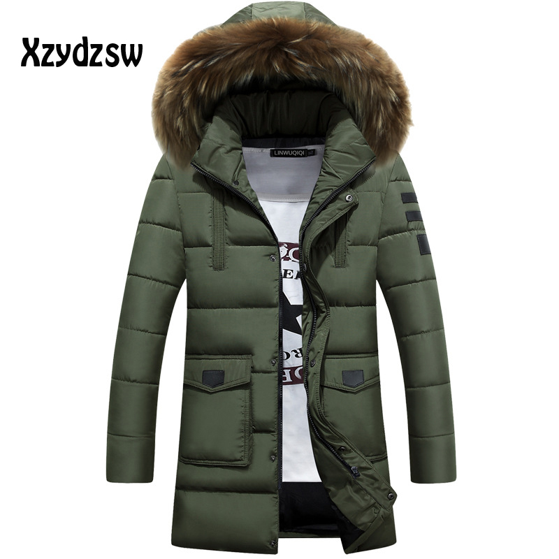 2016 Hot Men Down Coat With Hood Coat Men Winter Jacket Mens Male Duck Down Jacket Coat Down-Jacket Coats Style Design