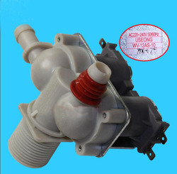 WV-12AS-10 Washing Machine Parts double inlet solenoid valve