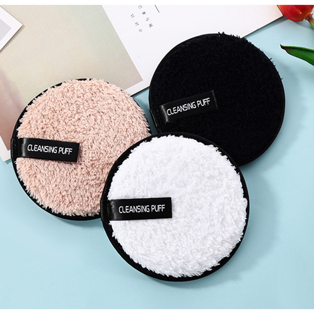 Towel Foundation Makeup-Remover Face-Skin-Care-Tools Face-Cleaner Microfiber Cleansing-Cloth