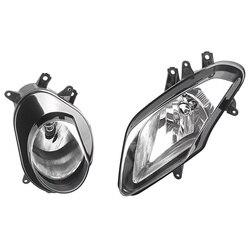 Przód motocykla reflektor reflektor dla BMW S1000RR 2009 2010 2011 2012 2013 2014 przednie światło motocyklowe montowanie lampy na