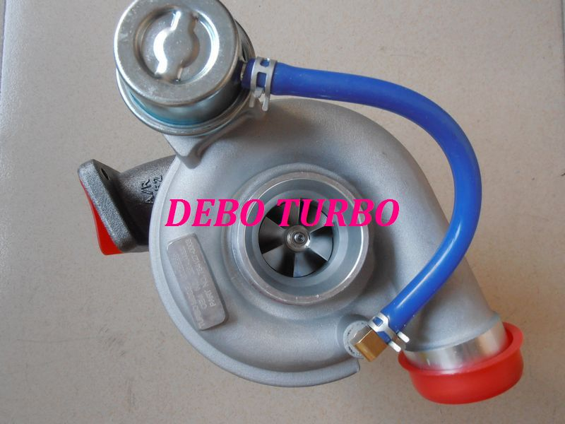 NEW GT2556S 2674A432 754127-0003 Turbo Turbocharger for Diverse Tractor T4.40/1104 4.4L 99HP