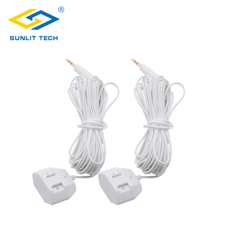 6m Sensitive Water Leakage Sensor Cable With Double-side Metal Contact For Home Water Leak Warning Alarm WLD-805,WLD-806,WLD-807