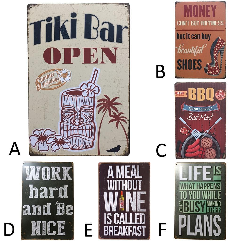 Metal Tin Sign if you sprinkle Decor Bar Pub Home Vintage Retro Poster Cafe ART