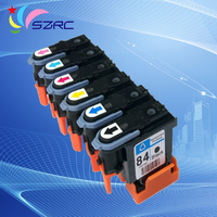 오리지널 C5019A C9420A C9421A C9422A C9423A C9424A 인쇄 헤드 HP84 HP85 HP 30 90R 130 프린터