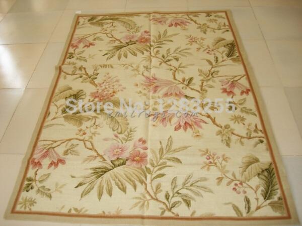 Les tapis à aiguilles sont un bon décor pour la maison. les tapis à aiguilles en laine faits à la main en provenance de chine sont faits à la main.