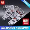 LEPIN 05033 5265Pcs Star Wars Ultimate Collector S Millennium Falcon Model Building Kit Blocks Bricks Toy