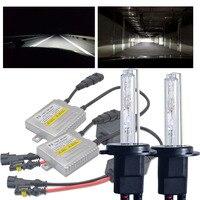 H4 Xenon H1 D2S H7 H11 H3 HB4 H8 HB3 9006 xenon bulb for Car Headlight AC 35W Fast Bright HID Ballast 4300k 5000k 6000k 8000K