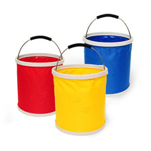 WOFO 11L Folding Bucket Car Washing Telescopic Fishing Applicable Tub Portable for Outdoor Camping