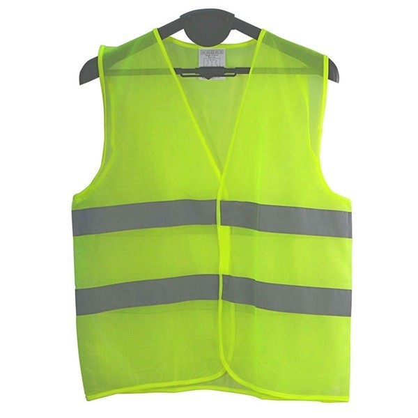 100pcReflective Vest, Working Clothes Provides High Visibility Day & Night For Running, Cycling, Warning Safety Vest