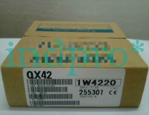For QX42 PLC Input Module (60 Days Quality Assurance)