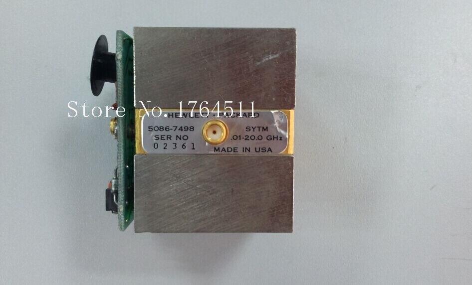 [BELLA] ORIGINAL 5086-7498 0.01-20.0GHZ YIG RF Microwave Tunable Oscillator