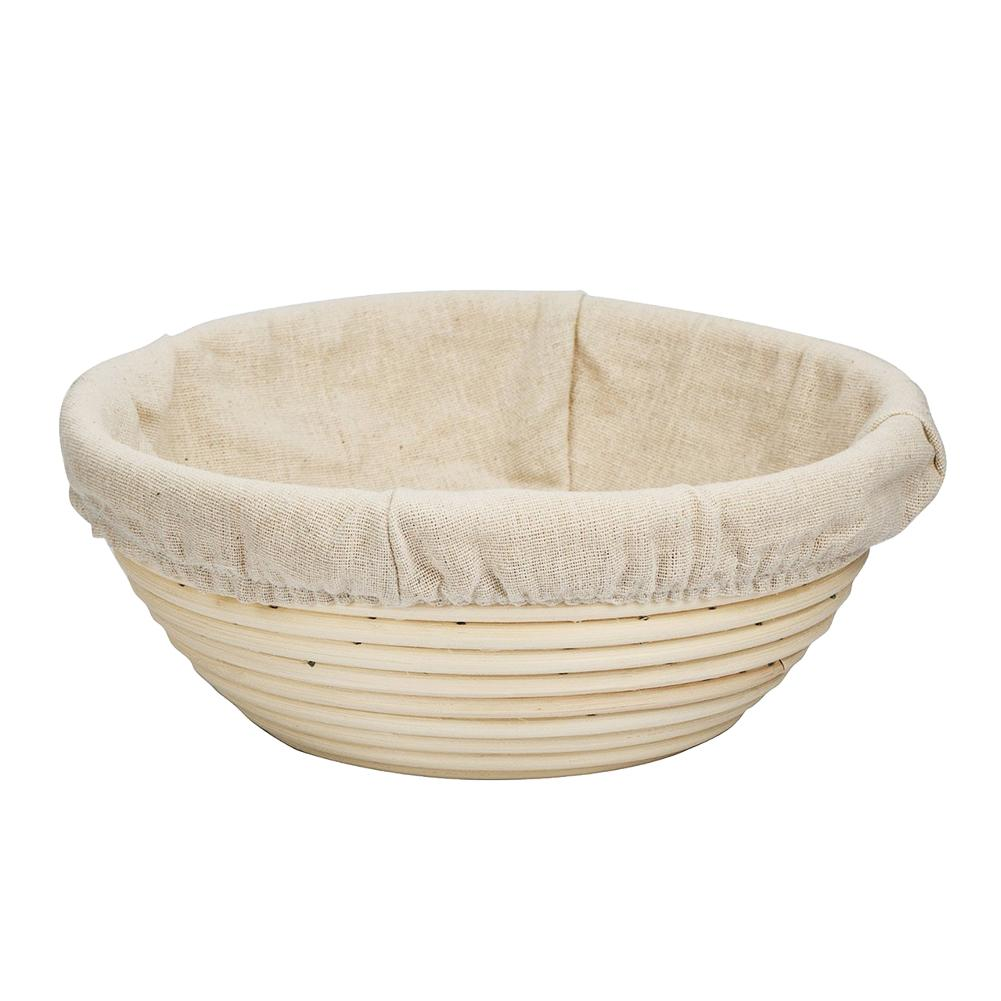 Natural Rattan Fermentation Wicker Basket Country Baguette ...