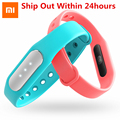 100% Original Xiaomi Heart Rate Monitor Mi Band 1S Plus Smart Miband 1A Bracelet IP67 for Android 4.4 IOS 7.0