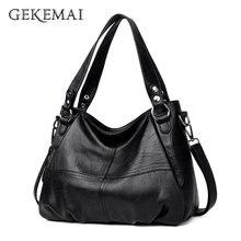 % 2019 koyun derisi deri bayan çanta kadın postacı çantası tasarımcı Crossbody çanta kadın büyük el çantası omuzdan askili çanta kızlar için Bolsa