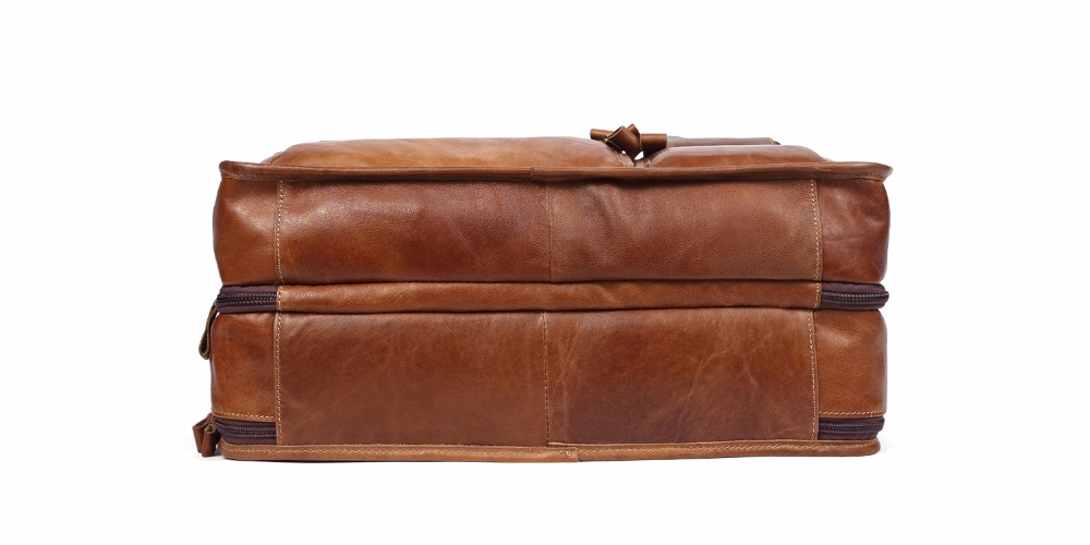 HTB1jTf0c6gy uJjSZLeq6yPlFXan JOYIR Genuine Leather Men Briefcases Laptop Casual Business Tote Bags Shoulder Crossbody Bag Men's Handbags Large Travel Bag