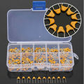 300Pcs 10Value 50V 10pF To 100nF Multilayer Ceramic Capacitor Assortment Kit Free Shipping