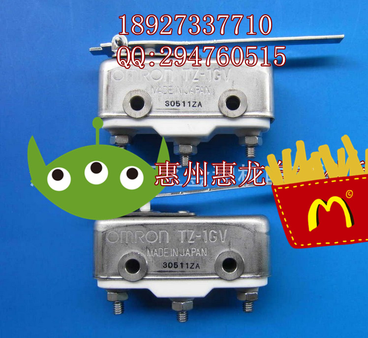 [ZOB] Supply original omron micro switch Omron temperature TZ-1GV factory outlets [zob] supply of new original omron omron photoelectric switch e3z t61a 2m factory outlets 2pcs lot