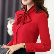 f5f40f6564 Buy red evening blouse and get free shipping on AliExpress.com