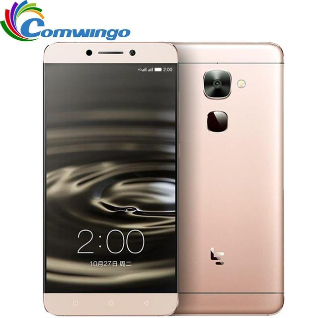 Оригинал Пусть V LeEco Le 2 Pro на складе Dual Sim 4 Г LTE FDD Мобильного Телефона MTK Helio X20 Дека Core Ram 5.5 Дюймов 21 М камера
