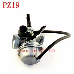 Image 4 - موتور مخزن PZ19 19 مللي متر دراجة نارية المكربن 50cc 70cc 90cc 110cc 125cc ATV الترابية دراجة الذهاب كارت خنق Taotao carburettor