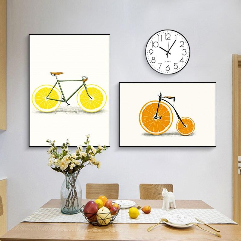 Распродажа Европа Klok часы декоративные вешается на стену простой скандинавский диван фоновые стеновые сборные часы круговая пластиковая ткань - 3