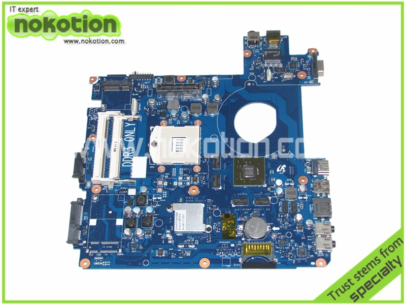 NOKOTION BA92-07347B BA92-07347A Laptop Motherboard for SAMSUNG P580 NT-P580 intel HM55 GeForce MainboardNOKOTION BA92-07347B BA92-07347A Laptop Motherboard for SAMSUNG P580 NT-P580 intel HM55 GeForce Mainboard
