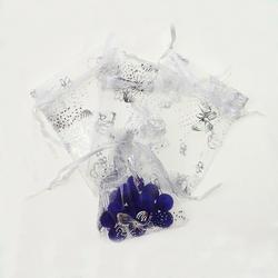 9*12 см 50 шт. белый свинка бабочка подарок Сумки для ювелирных изделий/свадьба/Рождество/День рождения Пряжа сумка с ручками Упаковка Из