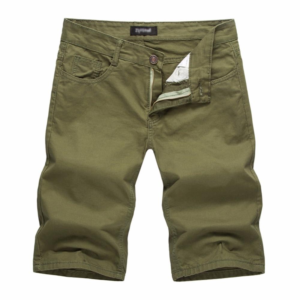 Fashion Mens Shorts 2018 New Men Short Summer Casual Cotton Slim Bermuda Masculina Beach Shorts Joggers Trousers Shorts Male