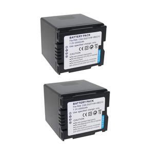 DU21 Li-Ion-Battery Panasonic 2500mah for Cgr-du06/Cga-du06/Cga-du07/.. 2pcs/Lot