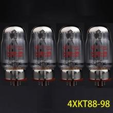 Бесплатная доставка, 4 шт., усилитель Shuguang, для пар, совместимый с GEKT88, KT88 98, с усилителем, Hi Fi, аудио, вакуумные трубки