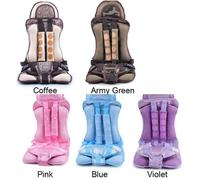 New 1 5 Years Old Baby Portable Car Safety Seat Kids Car Seat 25kg Car Chairs for Children Toddlers Car Seat Cover Harness