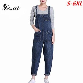 2f58eb40adf5 BAHEMAMI Denim overoles maternidad Jeans correas pantalones para mujeres  embarazadas ropa de ...