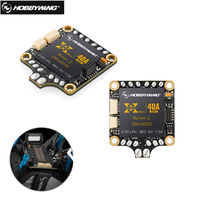 1pcs Hobbywing 4in1 XRotor Micro 40A 2 5S BLHeli S DShot600 Ready FPV Racing Brushless ESC