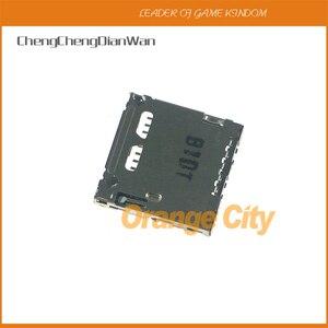 Image 1 - ChengChengDianWan Original used sd Card Slot Socket SD Card Reader For psv1000 psv2000 psvtia 1pc
