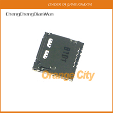 ChengChengDianWan מקורי בשימוש sd כרטיס חריץ שקע SD כרטיס קורא עבור psv1000 psv2000 psvtia 1pc