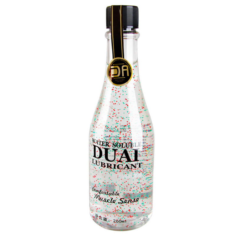 Duai 260Ml Lubricant For Sex Silk Touch Anal Lubricant Massage Oil Personal Lubricant Water -2878
